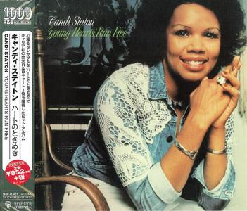 Candi Staton - Young Hearts Run Free (1976) {Japan R&B Best Collection 1000 Series, WPCR-27716 rel 2014}