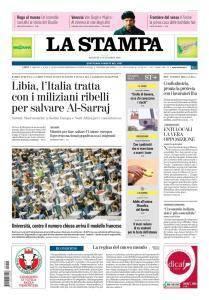 La Stampa Torino Provincia e Canavese - 4 Settembre 2018