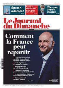 Le Journal du Dimanche - 31 mai 2020