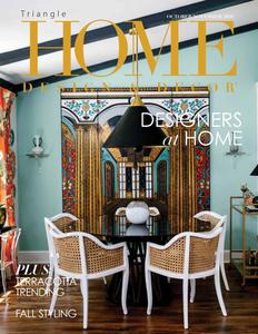 Home Design & Decor Triangle - October/November 2020