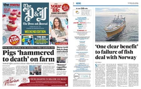 The Press and Journal Moray – May 01, 2021