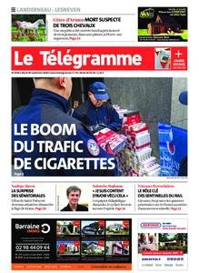 Le Télégramme Landerneau - Lesneven – 29 septembre 2020