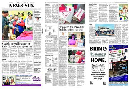 Lake County News-Sun – November 18, 2019