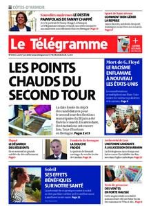 Le Télégramme Guingamp – 01 juin 2020
