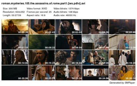 The Roman Mysteries (2007)