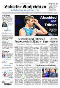 Lübecker Nachrichten Ostholstein Süd - 11. April 2019