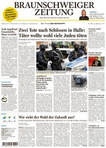 Braunschweiger Zeitung - Helmstedter Nachrichten - 10. Oktober 2019