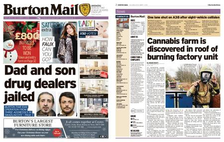 Burton Mail – December 01, 2018
