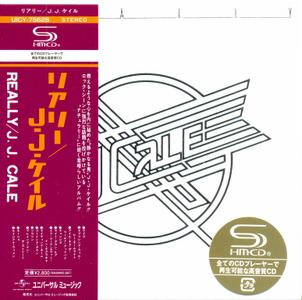 J.J. Cale - Really (1972) {2013, Japanese Mini LP SHM-CD, Limited Edition, Remastered} Repost