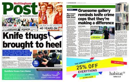 Nottingham Post – May 23, 2019