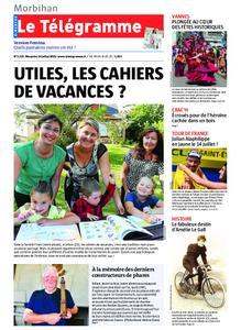 Le Télégramme Auray – 14 juillet 2019