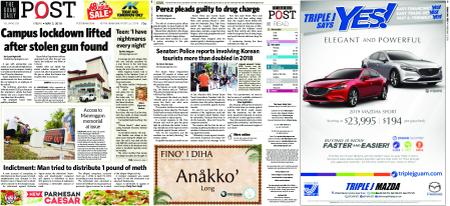 The Guam Daily Post – May 03, 2019