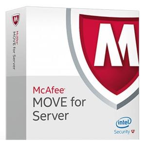 McAfee MOVE AntiVirus Agentless SVM v4.8.0.168 OVF