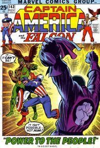 Captain America v1 143 Complete Marvel DVD Collection