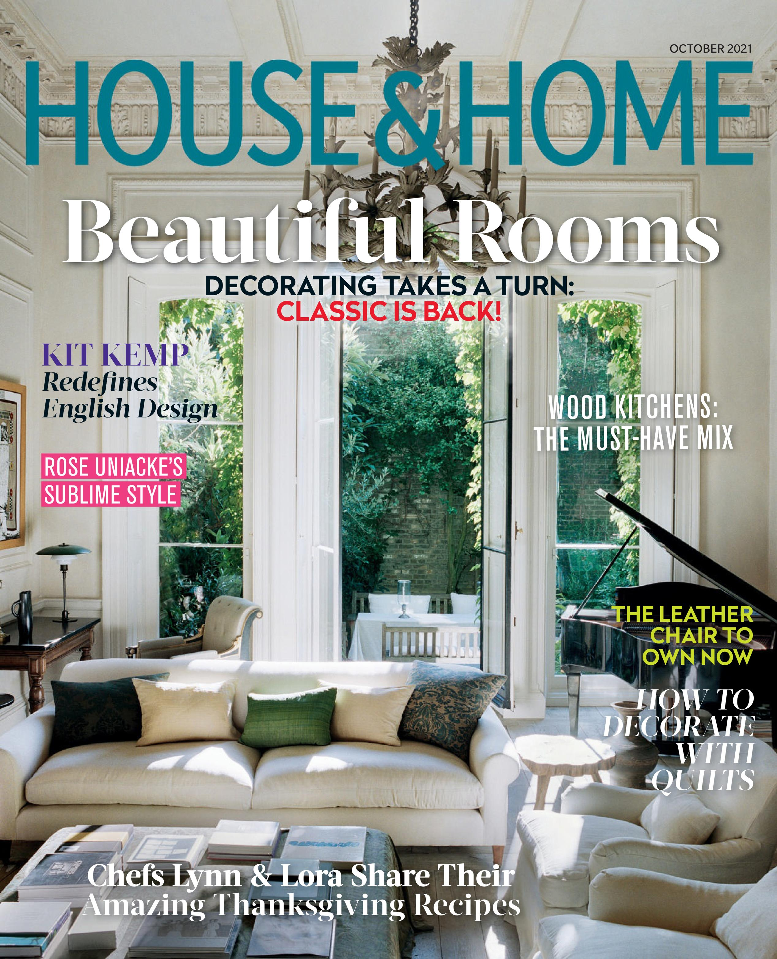 House & Home - October 2021