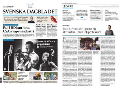 Svenska Dagbladet – 09 augusti 2019