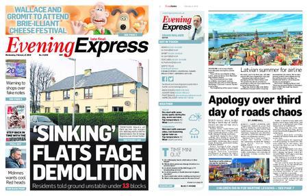 Evening Express – February 06, 2019