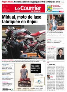 Le Courrier de l'Ouest Angers – 05 juin 2021