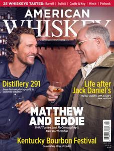 American Whiskey Magazine – August 2021