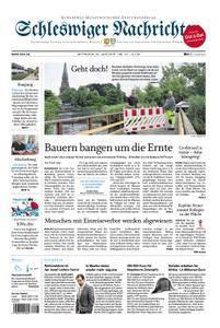 Schleswiger Nachrichten - 20. Juni 2018