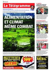 Le Télégramme Landerneau - Lesneven – 09 août 2019