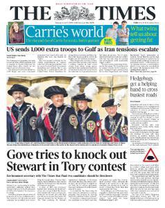The Times - 18 June 2019