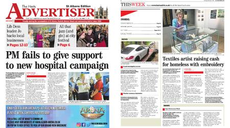 The Herts Advertiser – October 10, 2019