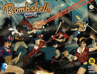 DC Comics - Bombshells 035 2016 Digital