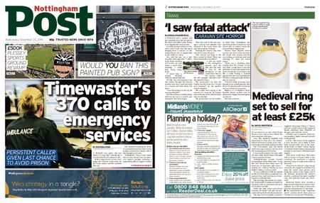 Nottingham Post – November 20, 2019