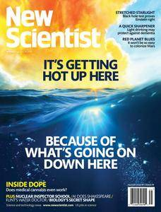 New Scientist - August 04, 2018