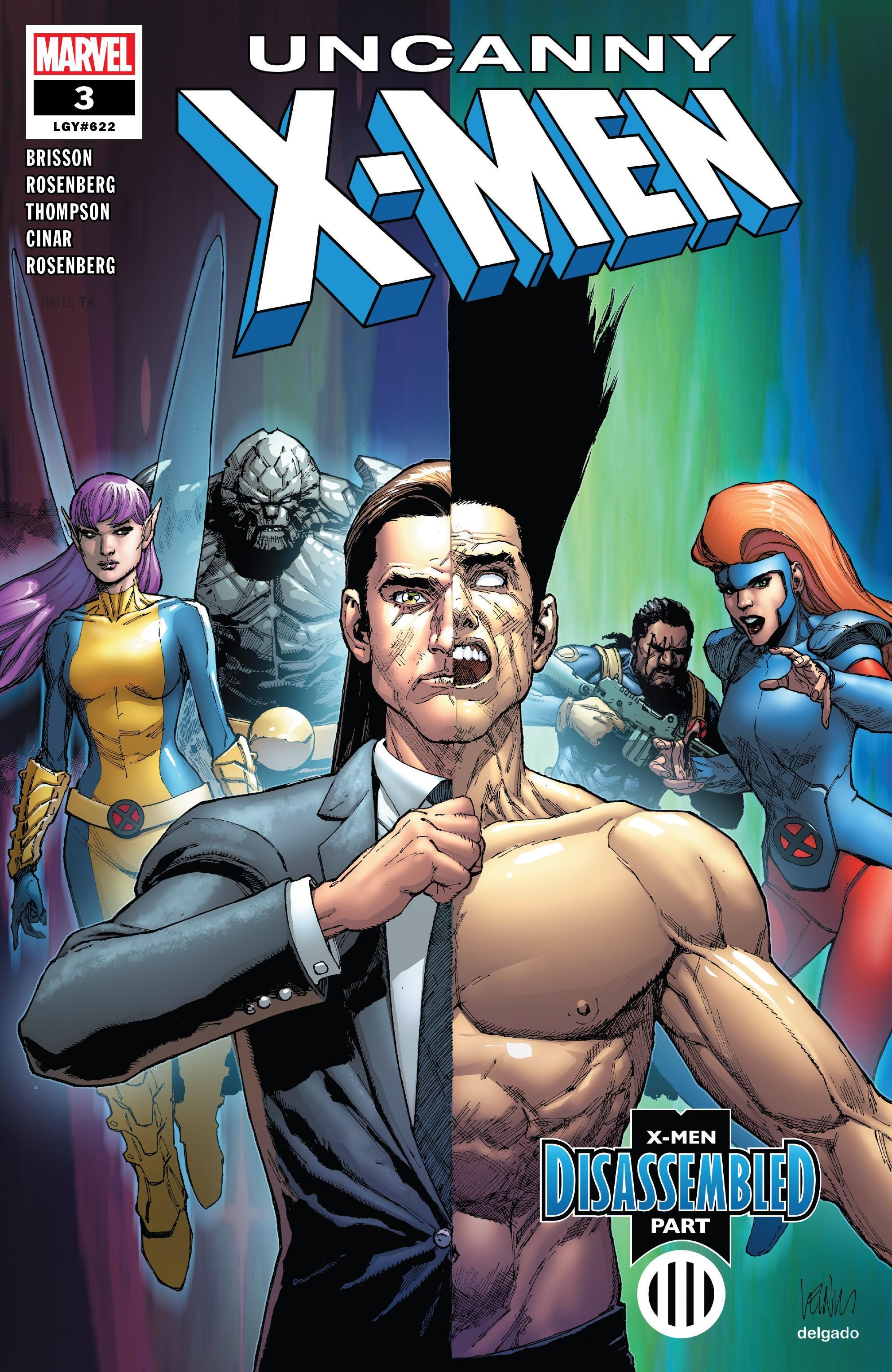 Uncanny X-Men 03 2019