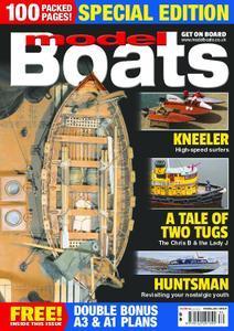Model Boats – November 2018