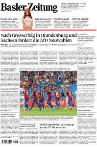 Basler Zeitung - 2 September 2019
