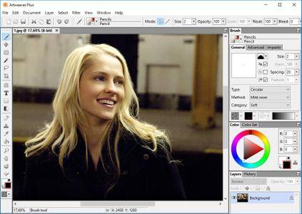 Artweaver Plus 6.0.12.15183 Multilingual Portable