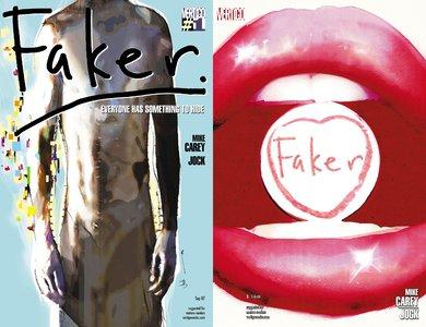 Faker #1-6 (2007) Complete