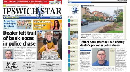 Ipswich Star – January 12, 2021