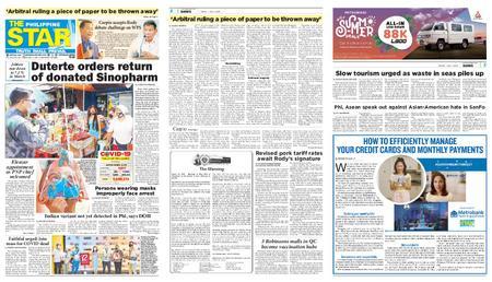 The Philippine Star – Mayo 07, 2021