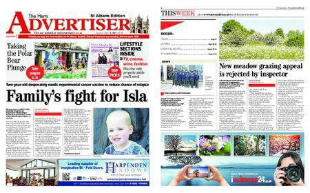 The Herts Advertiser – January 04, 2018
