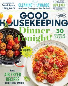 Good Housekeeping USA - September 2021