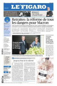 Le Figaro du Jeudi 18 Juillet 2019