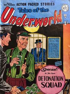 Tales of the Underworld 005 1960 Alan Class UK c2c
