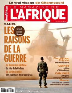 New African, le magazine de l'Afrique - Mars - Avril 2013