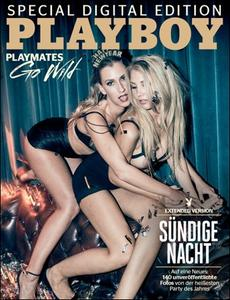 Playboy Germany Special Digital Edition - Playmates Go Wild - 2017