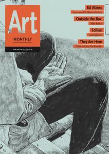 Art Monthly - June 2018   No 417