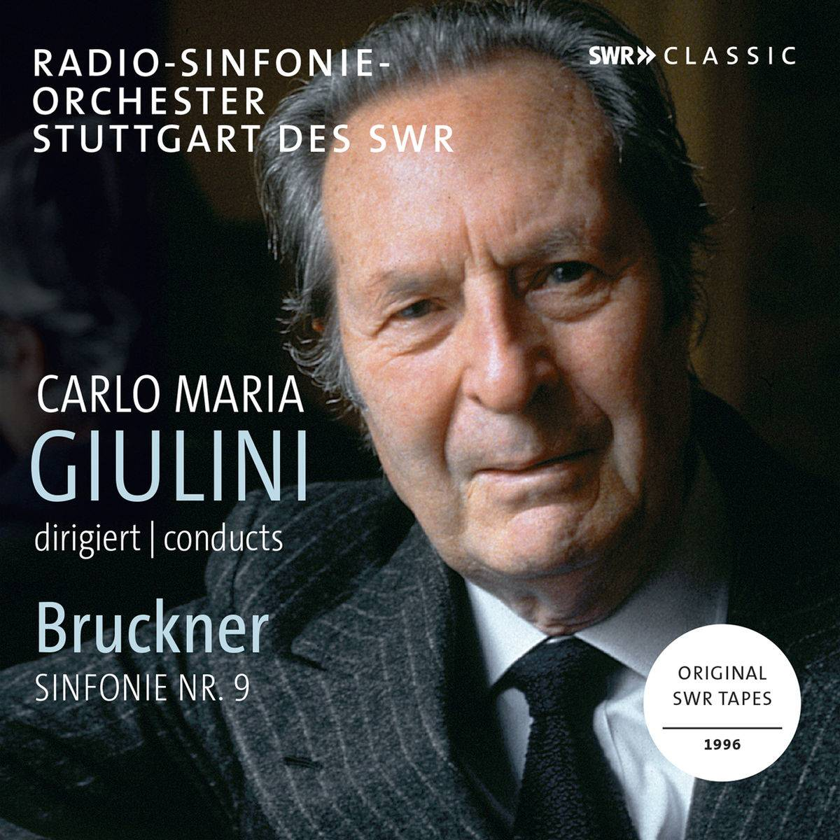 Carlo Maria Giulini & Radio-Sinfonieorchester Stuttgart des SWR - Bruckner: Symphony No. 9 (2018)