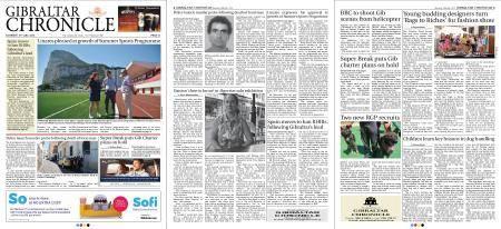 Gibraltar Chronicle – 14 July 2018