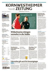 Kornwestheimer Zeitung - 19. Januar 2019