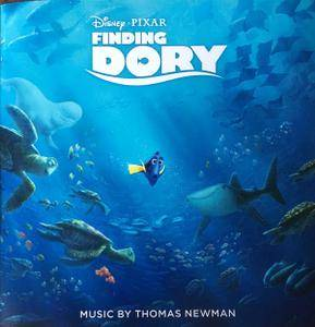 Thomas Newman - Finding Dory (2016)