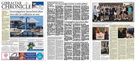 Gibraltar Chronicle – 10 March 2020