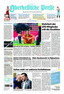 Oberhessische Presse Hinterland - 05. März 2018